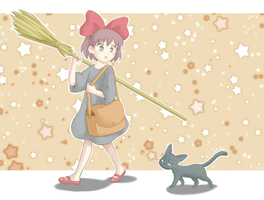 Kiki color by CatPlus