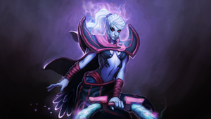 Resentment of Banished Princess  - Vengeful Spirit by MugenMcFugen