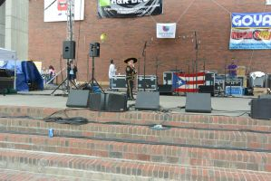 Puerto Rican/Latin Fest,Small But Mighty Voice 3 by Miss-Tbones