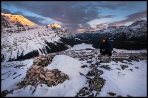 Caldron Peak and Me by Dani-Lefrancois