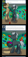 Adventures of Tom the Rock: The Red Gem by WolfyOmega