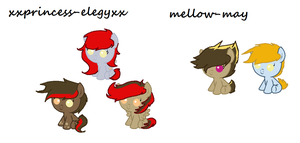 ::CLOSED: Time Bubble Foals 2 by PennyDropShop