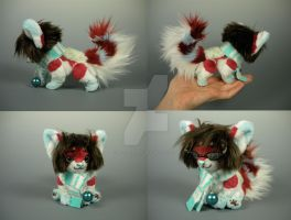 Deluxe Sparklepup: Caspian by WhittyKitty