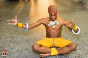 Street Fighter - Dhalsim by Kuragiman