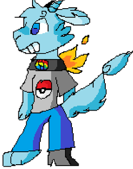 Some other pixel by ThaynaFoxTrot