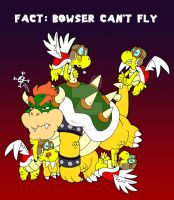 Even Bowser has Limitations by BenjaminTDickens