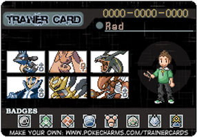 Red's Trainer Card by Poke-Master250