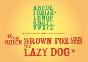 Rosevisited font by angy-the-bride