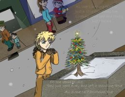 Little Christmas Tree by Lostinthedreams