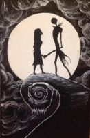 Jack and Sally by kongsamoon