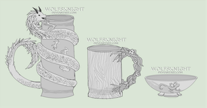 Ceramic Project Ideas by WolfsKnight