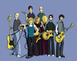 KC's Band by Neale