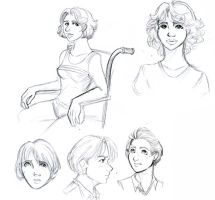 Jake and Susannah concepts by thew40