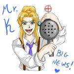 ITS MISTAH KAY by Demyrie