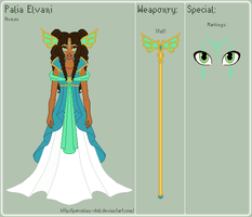 ToS - Palia Reference Sheet by porcelian-doll