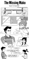 The Missing Mako-Back to Practice by Raeistic