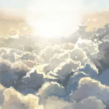 Clouds study 2 by fcnjt