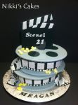 Move Reel Birthday Cake by Corpse-Queen