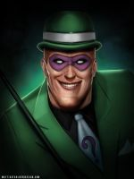 Riddler by MattiasFahlberg