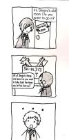 More Than Weapons: P3 Koma by MissTooni