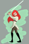Disney Wars - Ariel by naima