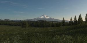 Mount Hood by SwissAdA