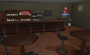 MMD Bar by amiamy111