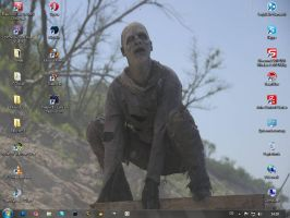 I sell the dead - My Desktop by P-A-Jason