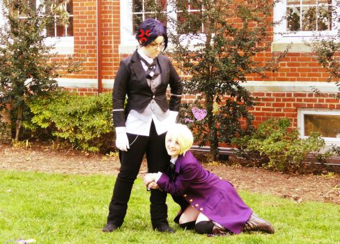 Alois, staph by CommanderJingleBells