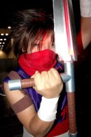 AFA X - Strider Hiryu by KYQ