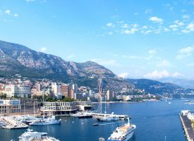 Monte Carlo Harbour by Lil-Plunkie