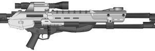 M-97 Viper Sniper Rifle - PMG by Silent-Valiance