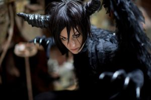 Sebastian Michaelis - Capturing by RomaiLee