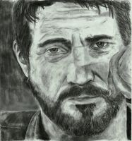 The Last Of Us- JOEL by zakValkyrie