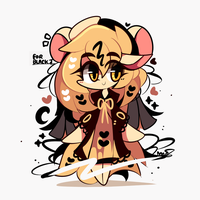 Chibi #115 (For blackjack1013!) by MACKINN7