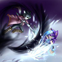 Darkness and Ice .:CE:. by Twilight-Entropy