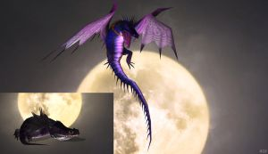 HTTYD2 (Skrill (young, trained)) by jdavid6120
