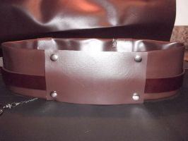 Edward Elric Cosplay Belt by KeraValentine
