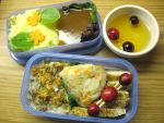 Thanksgiving Bento by sake-bento