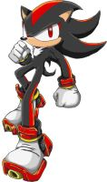 Shadow the Hedgehog by Emm456