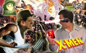 AVGN Linkara X-Men Title Redux by x-Destinys-Force-x