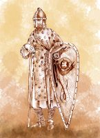 12th Century Cniht (Knight) by mr-macd