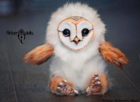 Owl Sowush 10 by Flicker-Dolls