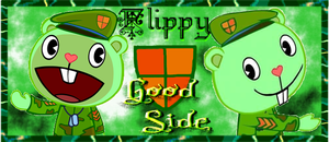Flippy Banner: Good Side by VampireAngelDarkSoul