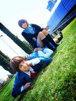 We are SOS - Suzumiya Haruhi by Carlos-Sakata