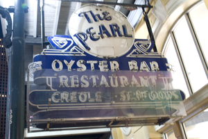 Pearl Oyster Bar by vanfoto