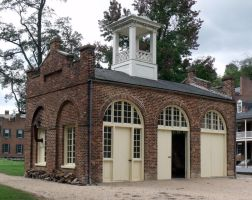 Harpers Ferry Engine House by MorganCG