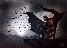 DRACULA UNTOLD Son of the Devil by sennar86