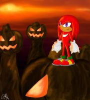 Pumpkin Hill by driscy7687