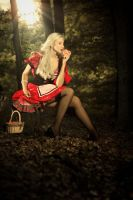 Red Riding Hood III by JimP4nsen